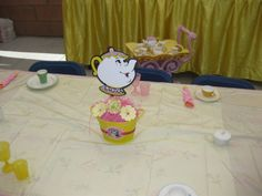 Beauty & The Beast Party Decorations