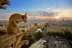 Notre Dame de Paris - HarpersBAZAAR.com