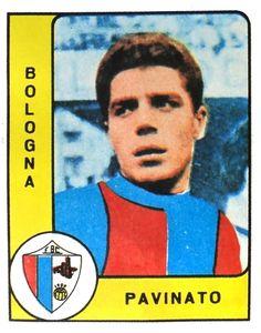 Mirko Pavinato of Bologna in 1966.