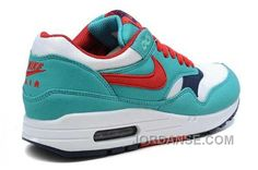 http://www.jordanse.com/nike-air-max-1-87-womens-white-navyblue-red.html NIKE AIR MAX 1 87 WOMENS WHITE NAVYBLUE RED Only 79.00€ , Free Shipping!