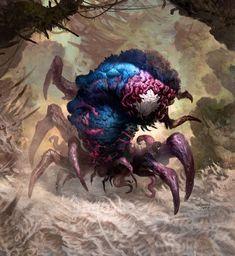 As incríveis ilustrações de fantasia para o game Magic: the Gathering de Svetlin Velinov