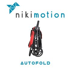 The nikimotion color kits are easy to replace and give your Autofold a completely new look!
