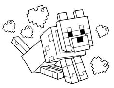 Best Minecraft Coloring Pages And Videos Minecraft Coloring