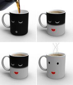 Morning Mug by Damian O'Sullivan