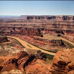 Dead Horse Point #Moab #Utah