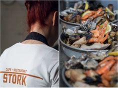 Bruidsfotografie | documentaire | Amsterdam | Restaurant Stork | Details | fruits de mer | ©photofemmes http://photo-femmes.com