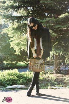 vintage blazer x #spring layers