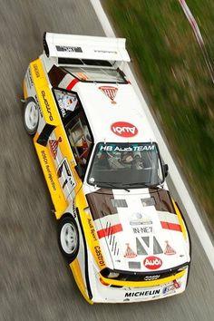 Audi sport S1