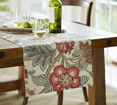 Protect Your Table And Make A Gorgeous Statement With Tablecloths And Table  Runners From Pottery Barn.