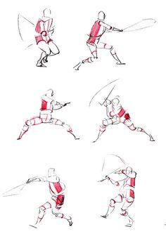 查看《画画的春哥:日常除草之舞剑人体结构动态》原图,原图尺寸:600x856 Body Reference Drawing, Animation Reference, Art Reference Poses, Gesture Drawing, Drawing Poses, Drawing Sketches, Drawings, Poses Dynamiques, Art Poses