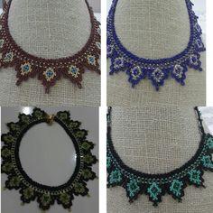 Beading, Jewelry, Fashion, Lace, Moda, Beads, Jewlery, Jewerly, Fashion Styles