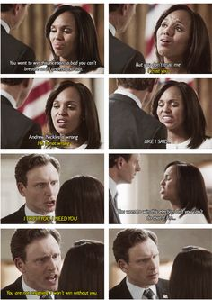 I won't win this without you - Scandal - Olivia & Fitz Scandal Quotes, Glee Quotes, Tv Quotes, Scandal Abc, Best Tv Couples, Best Couple, Olivia Pope Quotes, Olivia And Fitz, Arrow Tv Shows