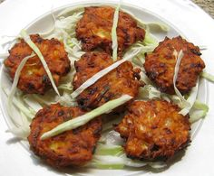 Cabbage Pakoda    Know more:  http://hyderabadcateringservices.com