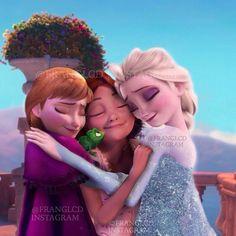 ok muy bonito pero que onda con los brazos y la cara de Elsa?????