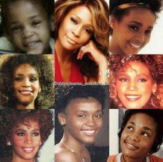 ° Whitney Houston Collage °