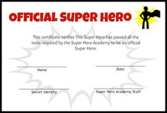 kids ID Card Template | We did another round of find the ba-bombs then had cake and opened ...