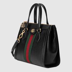 Gucci Tote Bag, Gucci Bags, Small Tote Bags, Large Tote, Medium Tote, Small Shoulder Bag, Shoulder Strap, Black Tote Bag, Womens Tote Bags