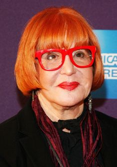 20 Tips to Picking Frames for Glasses After Age 50: Red Frames are Youthful, Blue Frames are Not So Much