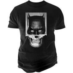 Men's Batman V Superman: Batman Ripped Skull Graphic-Print T-Shirt... ($15) ❤ liked on Polyvore featuring men's fashion, men's clothing, men's shirts, men's t-shirts, black, mens leopard print t shirt, mens graphic t shirts, mens skull shirts, mens distressed t shirts and mens print shirts