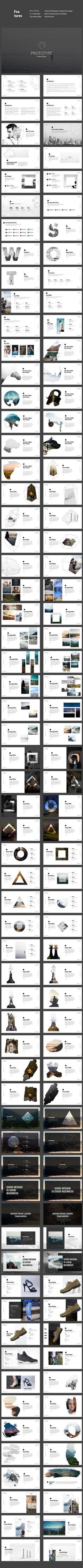 Prototype #Powerpoint - PowerPoint Templates #Presentation #Templates Download here: https://graphicriver.net/item/prototype-powerpoint/19539021?ref=alena994