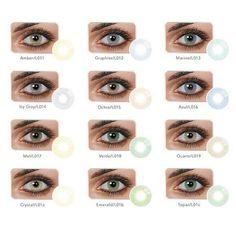 302915b07e116 CONTACT LENSES!! Buy our affordable non prescription Hidrocor Collection  Similar to Solotica available in