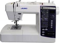Macchina per cucire Juki HZL-K85 - Macchina da cucire elettronica con disinnesto del trasporto.