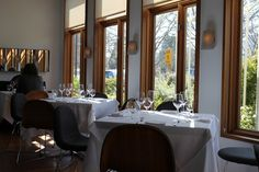 Redd restaurant in Napa Valley