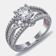 Demarco bridal ring fashion inspiration | Fashion World