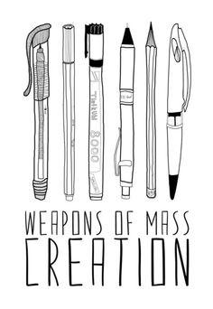 Weapons of Mass Destruction illustration