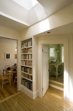 Bountiful Bookcases