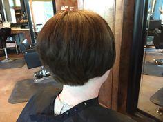 Drastic Angled Cut. Beauty By Allison. Fort Collins Hair. Salon Salon