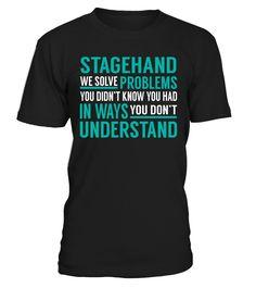 Stagehand - We Solve Problem