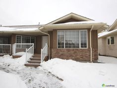 The McCannell condominiums offer owners a great gated condo community ideally located in Regina's South end. This large 1505 sqft bungalow condo is very spacious and ideally laid out. On the front and back of the home are composite decks with aluminum railings. Inside the home you will find a large kitchen with an island and lots of cupboard space....