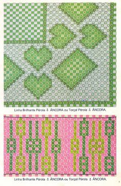 Álbuns da web do Picasa Types Of Embroidery, Ribbon Embroidery, Embroidery Stitches, Embroidery Patterns, Chicken Scratch Patterns, Chicken Scratch Embroidery, Swedish Weaving, Chicken Art, Gingham Fabric