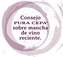 """""""#Consejo de como actuar fuera de casa ante una #mancha de #Vino Tinto reciente sobre las prendas Pura Cepa®"""" http://www.puracepastyle.es/consejo-mancha-vino"""