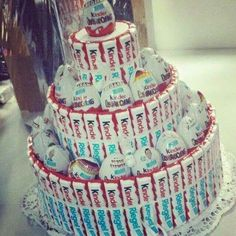 bester torte ever!! kinderschokolade *-*