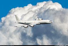 Boeing E-6B Mercury (707-300); Oklahoma City, OK, USA