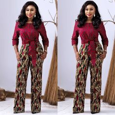 We have definitely revived bringing you the best ankara mix-match styles, ladies. It is certified, the love Nigerian women have for Ankara will never die! African Print Fashion, African Fashion Dresses, Ankara Jumpsuit, Mix Match, Jumpsuits For Women, Style Me, Men's Shorts, Elegant, Stylish