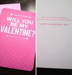 10+ Honest Valentine's Day Cards For Couples Who Hate Cheesy Love Crap