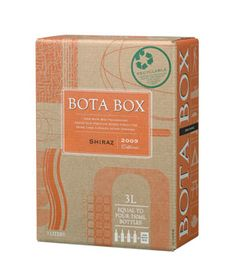 Try: Bota Box Shiraz