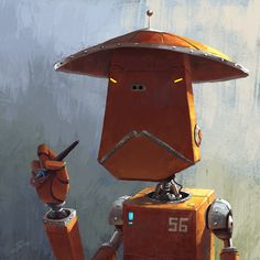 Goro Fujita is an Illustrator and Animator born in Japan, raised in Germany and currently working in the United States as Visual Development Artist at DreamWorks Animation. He has an original universe populated by cute robots and animals. We also like his beautiful use of colors. You can see many more digital paintings on his […]