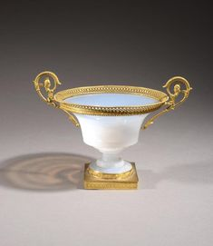 Buy online, view images and see past prices for COUPE EN OPALINE BLEUE LAITEUSE. Invaluable is the world's largest marketplace for art, antiques, and collectibles. Party Warehouse, Opaline, Decorative Accents, French Art, Art Object, V60 Coffee, Modern Jewelry, Accent Decor, Antique Jewelry