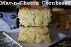 ~Mac-n-Cheese Cornbread!@Fujii App(ar)le