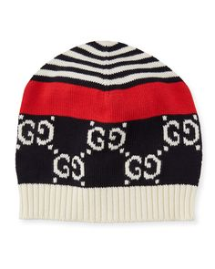 feb95e493 GUCCI MEN S HAT MARINAT BEANIE.  gucci