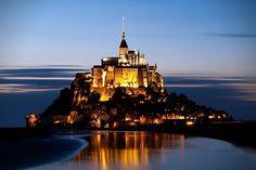 Abadía del Monte San Miguel, Francia