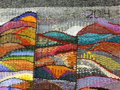 Janette Meetze Studio/Common Threads: A Tapestry Journey Through 2014, detail