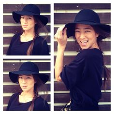 The must have item: Black Hat