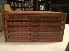 1000 Images About Spool Needle Amp Shirt Cabinets On Pinterest