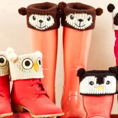Selling this Cupcakes & Cartwheels Bootie Cuties Animal Brown Bear Boot Cuffs in my Poshmark closet! My username is refineselection.