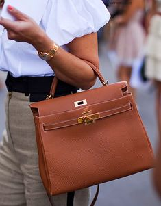 Hermes Kelly handbag                                                                                                                                                                                 More